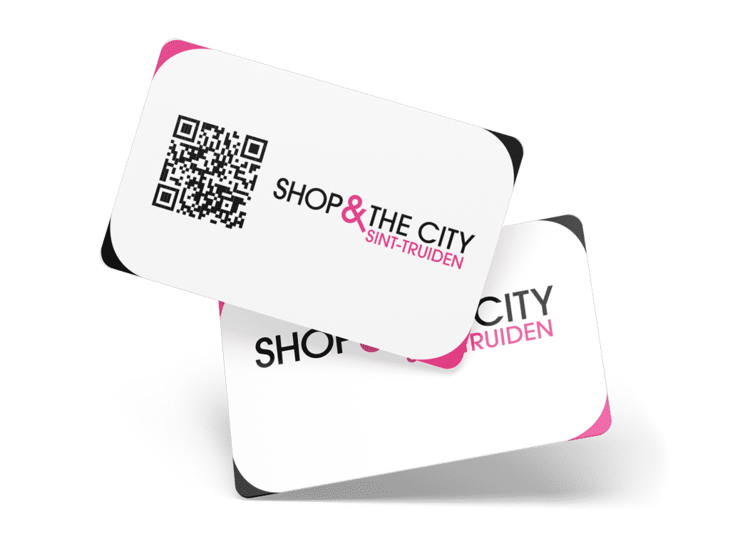 Shop & The City kaart