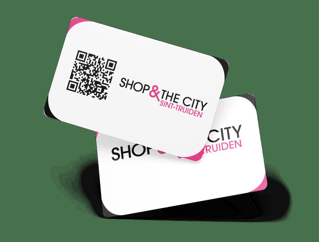 Shop & The City kaart