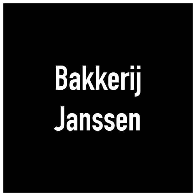 Bakkerij Janssen