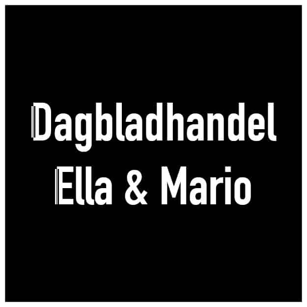Dagbladhandel Ella & Mario