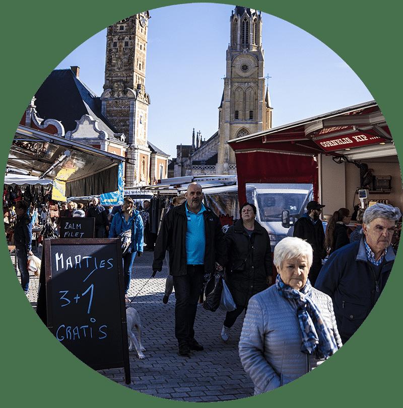 Haspengouw markt